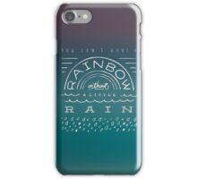 A little rain iPhone Case/Skin
