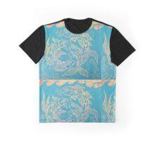 Gold Fish Graphic T-Shirt