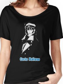 Corto Maltese urban t shirt urban clothing urban clothing for men urban shirts Women's Relaxed Fit T-Shirt