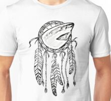 Shark Dream Catcher Unisex T-Shirt
