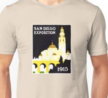 1915 San Diego Exposition Unisex T-Shirt