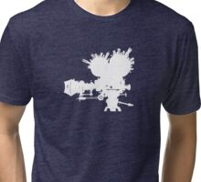 Second City of Angels - White Tri-blend T-Shirt