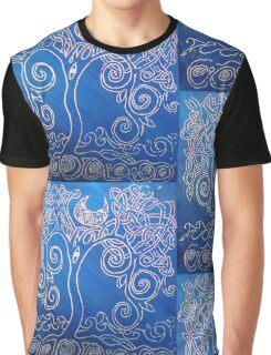 Celtic Tree Graphic T-Shirt