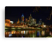 Melbourne 2014 Canvas Print