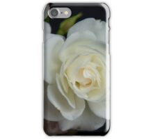 Summer White Rose iPhone Case/Skin
