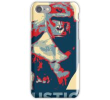 harambe justice iPhone Case/Skin