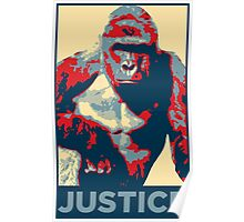 harambe justice Poster