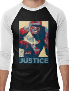 harambe justice Men's Baseball ¾ T-Shirt