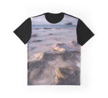 Incoming Tide - longer exposure Graphic T-Shirt