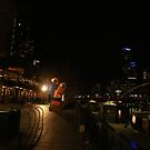 The Yarrah walk Melbourne  by eisblume