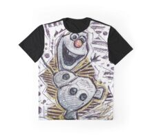 Olaf Graphic T-Shirt