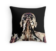 Kona Budda Throw Pillow