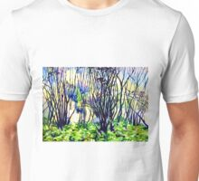 Blue Mountains bush walk Series 1 Unisex T-Shirt