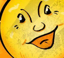 Smiling Sun Shine Sticker