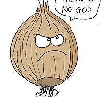 The Atheist Onion by TheKingLobotomy