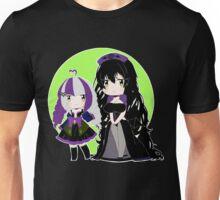 Miako and Roxy - Chibi  Unisex T-Shirt