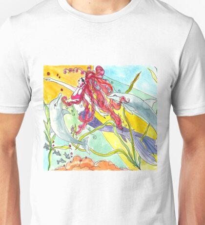 Bubble & Squeak & Olivia Unisex T-Shirt