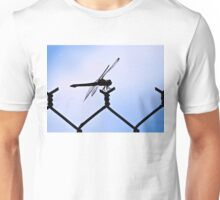 Dragonfly Silhouette Unisex T-Shirt