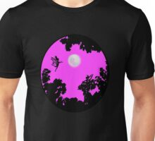 Moonlight Faerie Circle Unisex T-Shirt