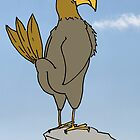 Butt Hawk by TheKingLobotomy