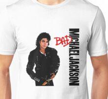Micheal Jackson - Bad Album Art Unisex T-Shirt