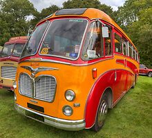 Commer Avenger Coach by manateevoyager