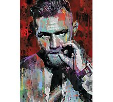 Conor McGregor, UFC Pop Art Portrait Photographic Print