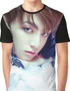 BTS Wings Jungkook v2 Graphic T-Shirt