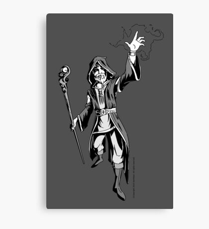 Maccabeo - The Mage Canvas Print