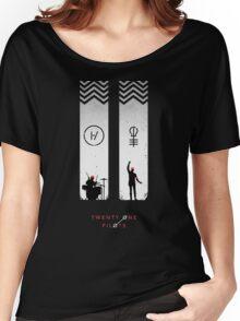 Twenty One Pilots Women's Relaxed Fit T-Shirt