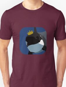 The Orca King Unisex T-Shirt
