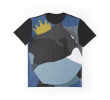 The Orca King Graphic T-Shirt