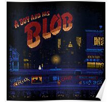 A Blob and His Boy Poster