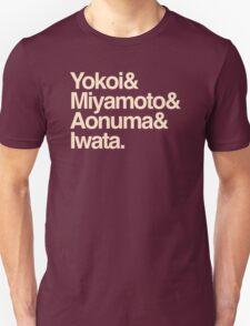 Nintenfour Unisex T-Shirt