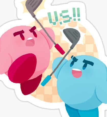game grumps VERSUS!!! Sticker