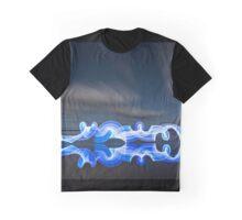 Blue Waltz Graphic T-Shirt
