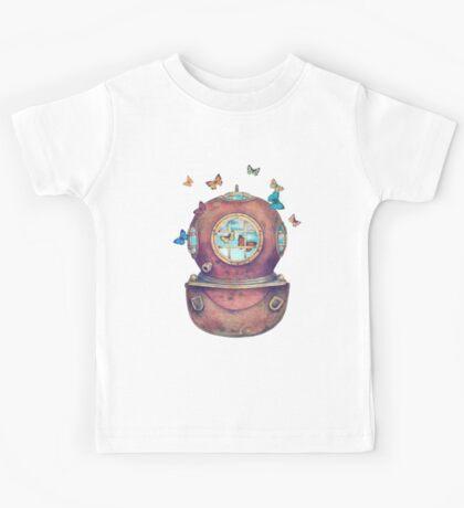 Inner Space Kids Tee