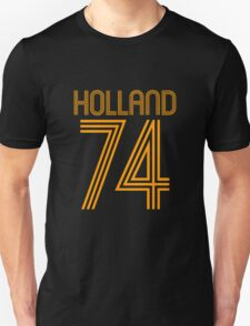 Holland 1974 Unisex T-Shirt