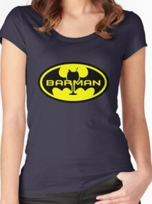 Barman Women's Fitted Scoop T-Shirt