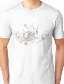 Adventure Time Treehouse Unisex T-Shirt