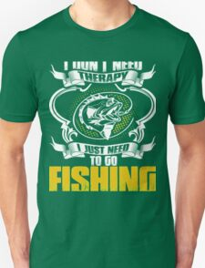 FISHING1 Unisex T-Shirt