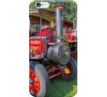 Steam Engines iPhone Case/Skin