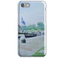Stoke Bruerne iPhone Case/Skin