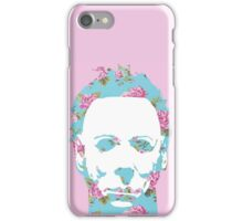 Halloween Floral Michael Myers iPhone Case/Skin