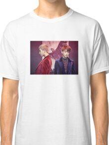 BTS Wings Rap Monster & Jungkook v2 Classic T-Shirt