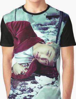 BTS Wings Rap Monster v2 Graphic T-Shirt
