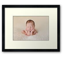 Jules ~ 5 Days Framed Print