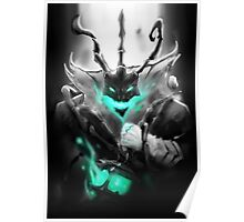 Thresh - League of Legends Poster
