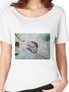 Steaming Into Rothley Women's Relaxed Fit T-Shirt