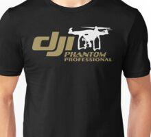 DJI Phantom Pilot UAV Drone Phantom Professional Unisex T-Shirt